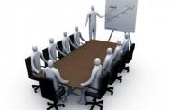 بدء الإجتماعات بالأقسام الإدارية مع ا.د/ خالد القاضي