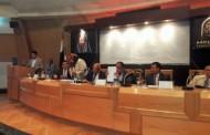 حفل توقيع عقود مشروعات الدورة الثانية من الخطة الاستراتيجية لجامعة حلوان