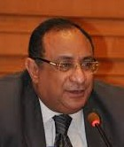 تهنئة لاختيار أ.د/ ماجد نجم رئيسا لجامعة حلوان